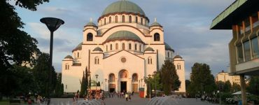 Экскурсия по монастырям Белграда