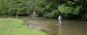 Ущелье реки Градац