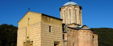 Монастырь Сисоевац
