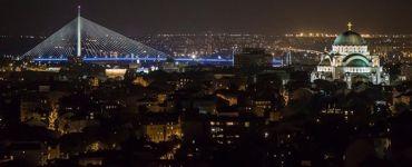 Вечерняя экскурсия - Белград никогда не спит