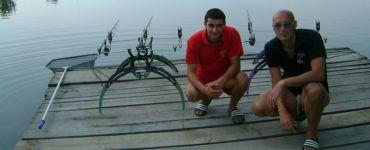 Рыбалка в Сербии