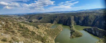 Экскурсия каньон реки Увац - Сербия